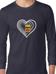 Vegemite Long Sleeve T-Shirt