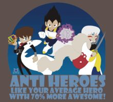 Anti Heroes Kids Clothes