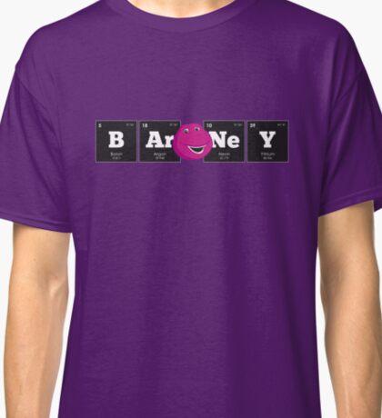 Periodic Elements: BArNeY Classic T-Shirt