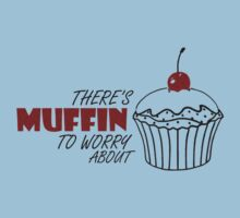 Muffin To Worry About Kids Clothes