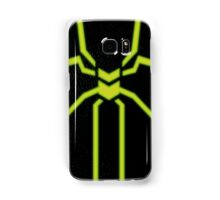 Big Time Spider-Man: Green Case Samsung Galaxy Case/Skin