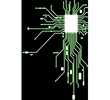 Circuitry Photographic Print