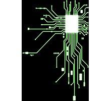 Circuitry Photographic Print