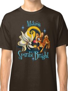 Making Spirits Bright Classic T-Shirt