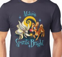 Making Spirits Bright Unisex T-Shirt