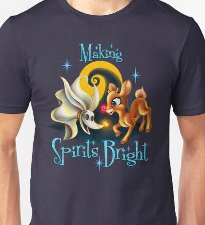Making Spirits Bright Unisex T-Shirt