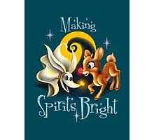 Making Spirits Bright Photographic Print