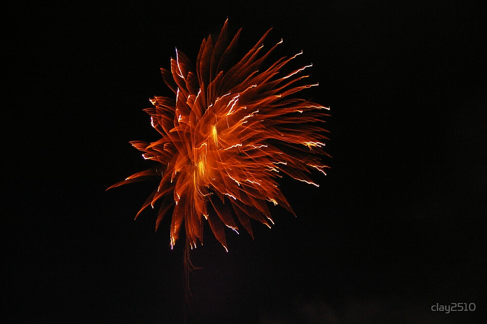 Firework #2 by clay2510