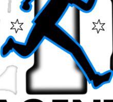 Zac Power - Agent Tech Head Sticker