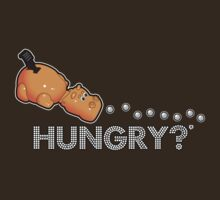 hungry hungry hippos by thickblackoutline