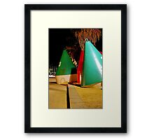 The Bouy's Night Out !! Framed Print