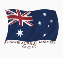 AUSTRALIA DAY -  UNISEX by Caroline Scott