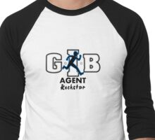 Zac Power - Agent Rockstar Men's Baseball ¾ T-Shirt