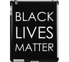 Black Lives Matter (Ferguson) iPad Case/Skin