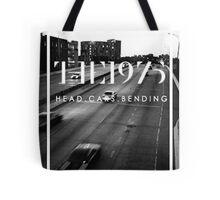 The 1975 Head.Cars.Bending Tote Bag
