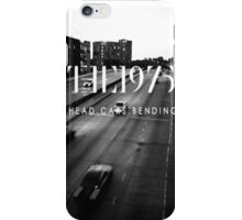 The 1975 Head.Cars.Bending iPhone Case/Skin