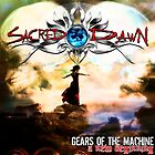 CD Cover Art - Sacred Dawn: Gears of the Machine - ReRelease by COGgraphix