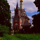 Old Russian Country Church8 by Jon Ayres