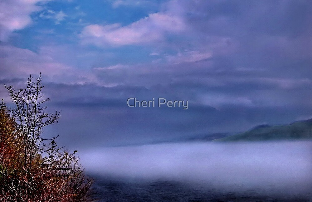 The Beginning of a New Day by Cheri Perry