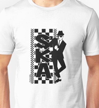 Ska Dude Unisex T-Shirt