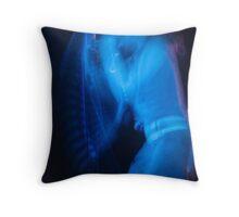 Obedient Bone4 Throw Pillow