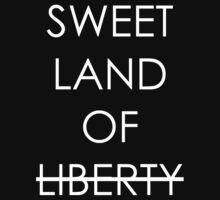 Sweet Land of Liberty (Ferguson) One Piece - Short Sleeve