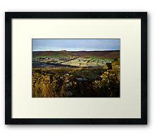 Great Ridge Views Framed Print