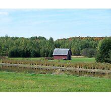 Country Scene Photographic Print