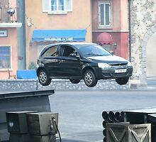 flying car by zigzag