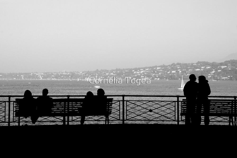 Three couples by Cornelia Togea
