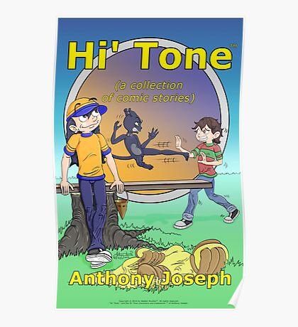 Hi' Tone Book Cover Poster