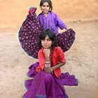 playing in the indian village by sergu
