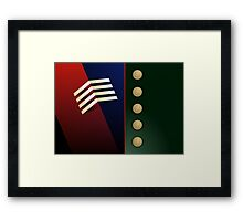 Marines Framed Print