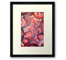 If It Bleeds, We Can Kill It... Framed Print