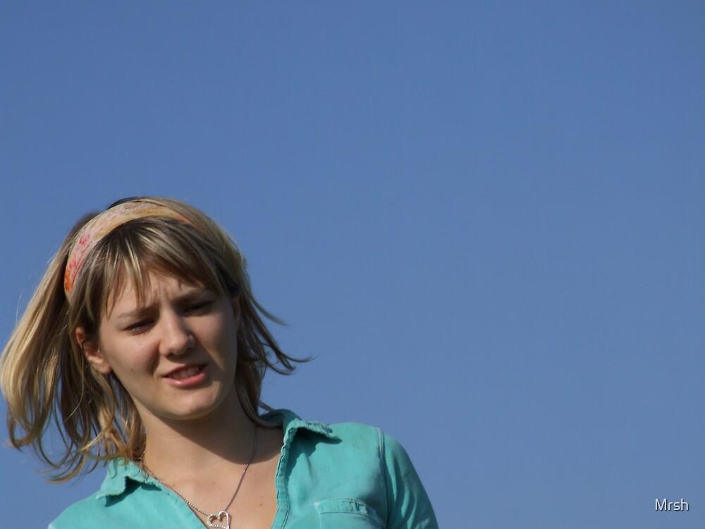 Blue Sky 2 by Mrsh