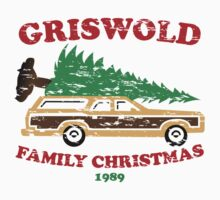 Griswold Family Christmas 1989 VINTAGE by HolidaySwaggC