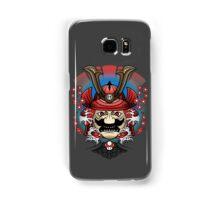 Mushroom Kingdom Samurai Samsung Galaxy Case/Skin