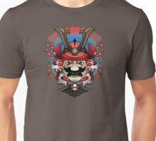Mushroom Kingdom Samurai Unisex T-Shirt