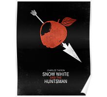 Minimalist Poster : Snow White And The Huntsman Poster
