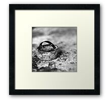 Makin' Biscuits Framed Print