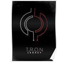 Minimalist Poster : Tron : Legacy Poster