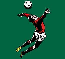 I Love Football Unisex T-Shirt