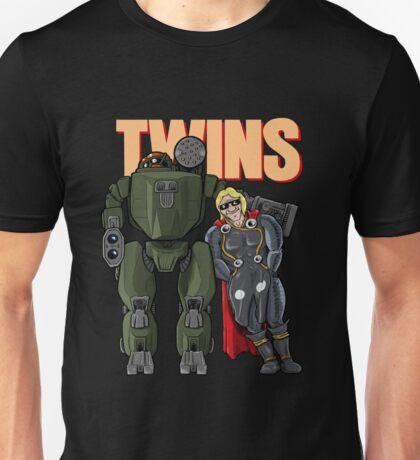 Twins - the true Remake Unisex T-Shirt