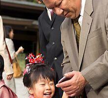 Shichi-Go-San Festival – Image 04, Japan by Norman Repacholi