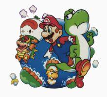 Super Mario World by K--I