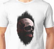 Abstract Skull Unisex T-Shirt