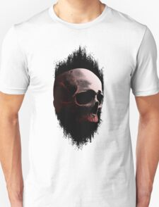 Abstract Skull T-Shirt