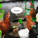 St. Paddy's Party in the Chicken Coop by Nadya Johnson