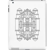 Temple Design iPad Case/Skin