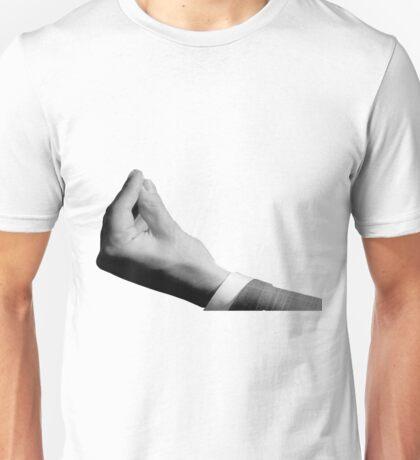 Hand sign for italian speakers Unisex T-Shirt